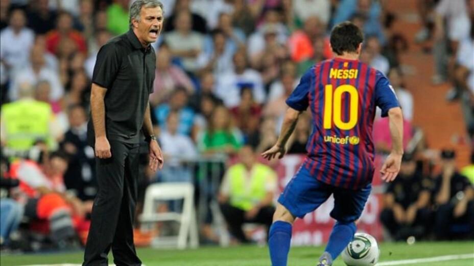 Lionel Messi quiso jugar para Mourinho