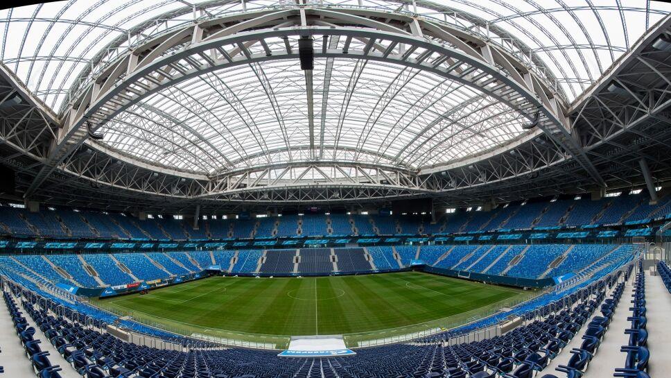 Con infraestructuras impresionantes en sus estadios Rusia da la bienvenida a sus asistentes / Foto: Especial