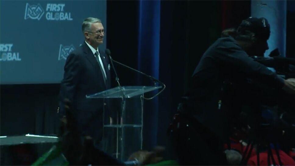 Ricardo Salinas FIRST Global Challenge 2018