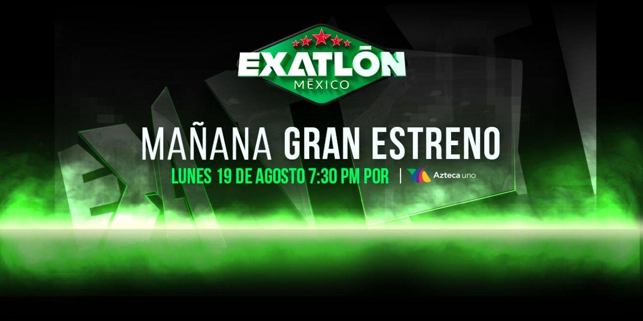 Mañana Estreno de Exatlón