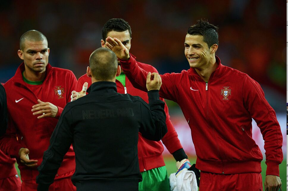 Sneijder pudo estar al nivel de Cristiano Ronaldo