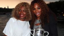Oracene Price y Serena Williams