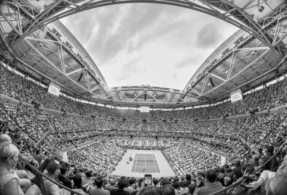 US Open se podría jugar a puerta cerrada