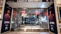 Saul Canelo Alvarez vs Billy Joe Saunders Box Azteca