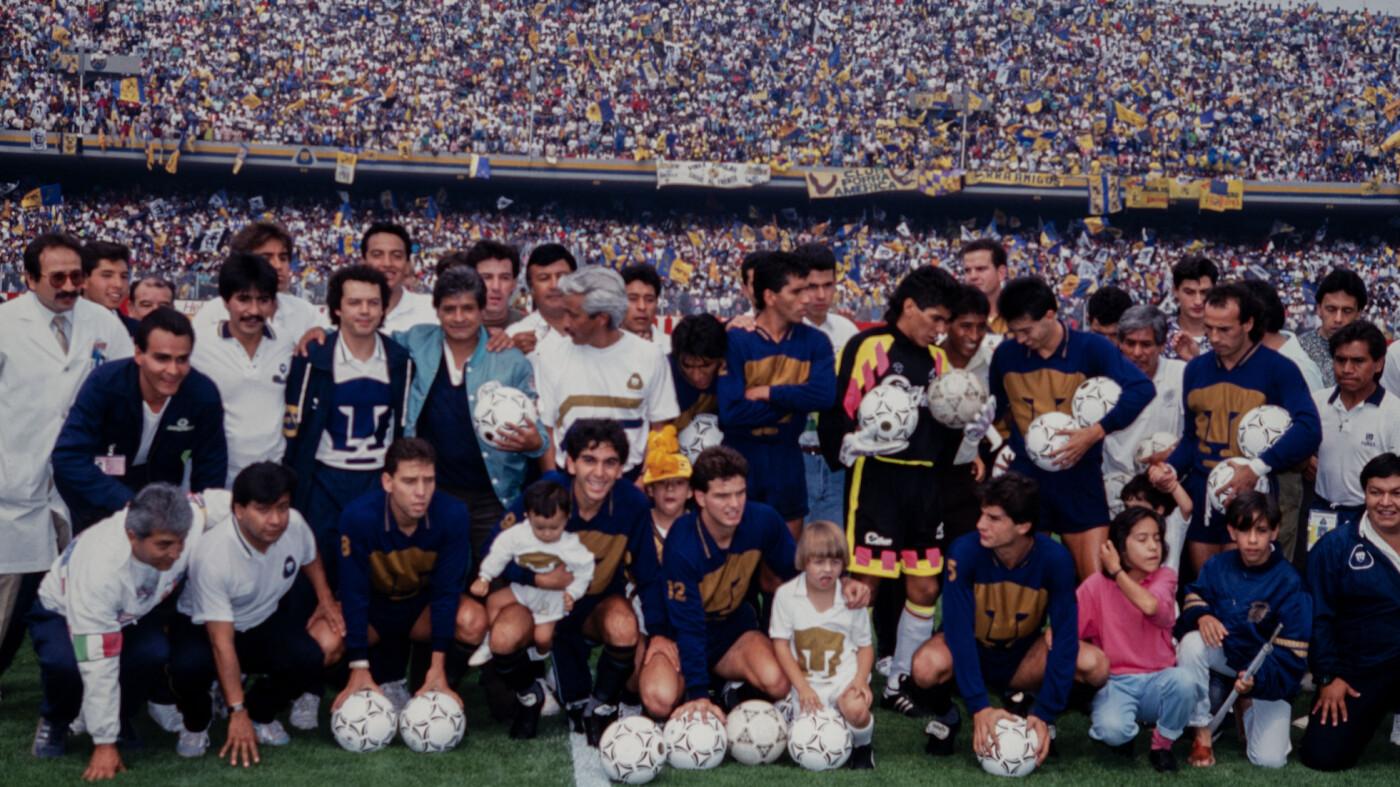 El equipo que conquistó la tercer estrella.