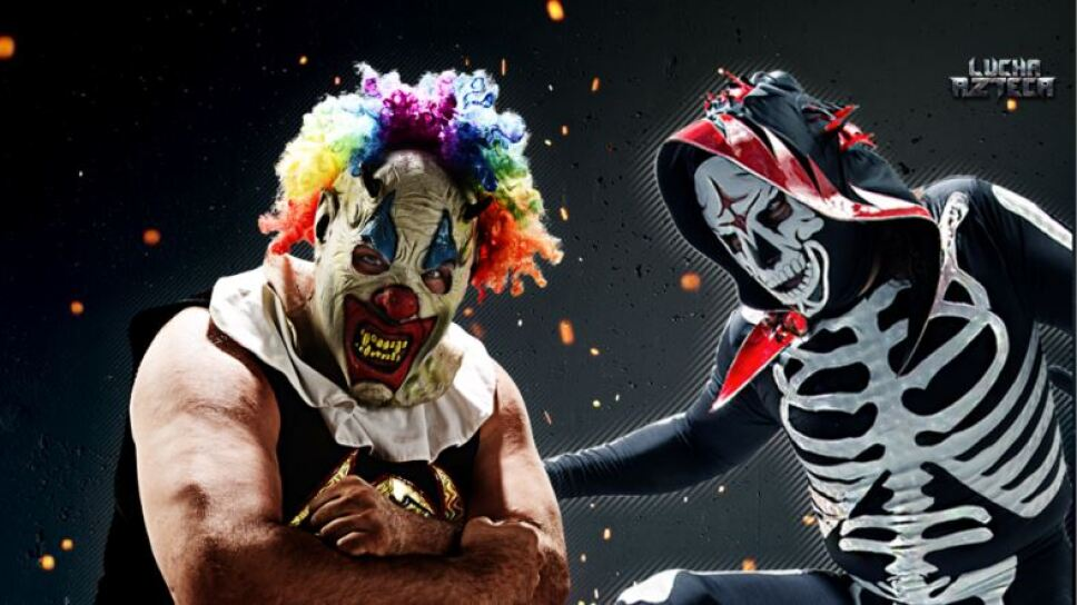 Murder Clown y La Parka