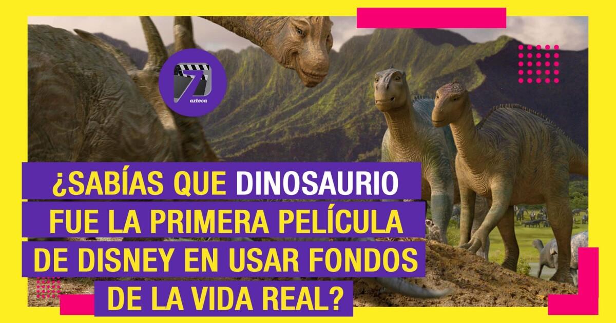 Dinosaurio La Historia De Aladar Cumple 20 Anos Descubre Todo Lo Que No Sabias Sobre La Pelicula Prehistoria, hace 65 millones de años, al final del periodo cretáceo. dinosaurio la historia de aladar