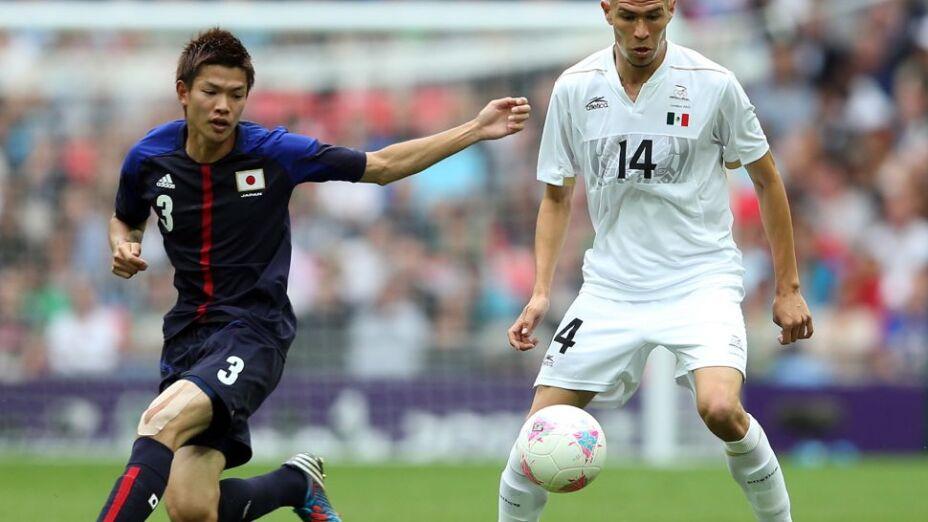 Japón dominó la primera parte pero México vino de atrás y ganó. Ohgihara y Enríquez.