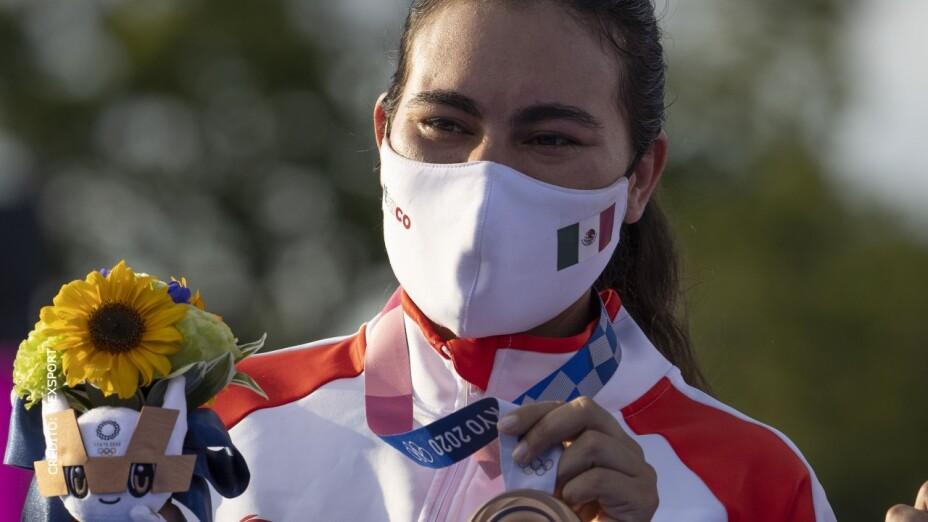 Alejandra Valencia, tiro con arco México
