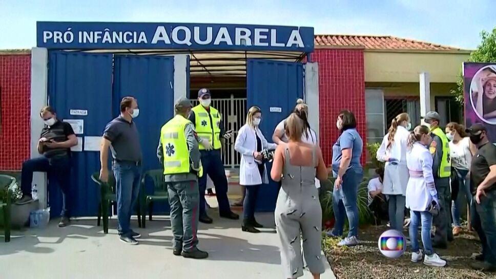 En Brasil un adolescente mató a cuchilladas a 5 personas