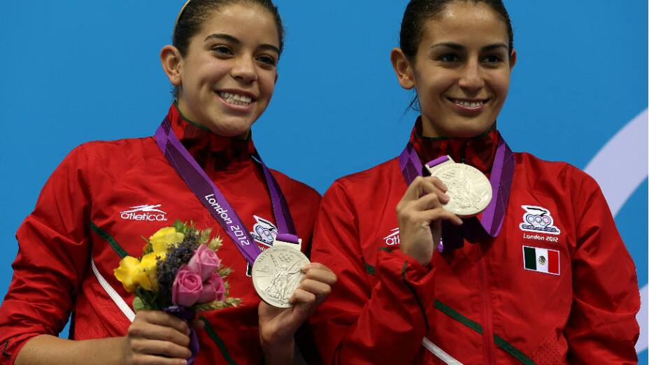 Otra medalla de plata para México