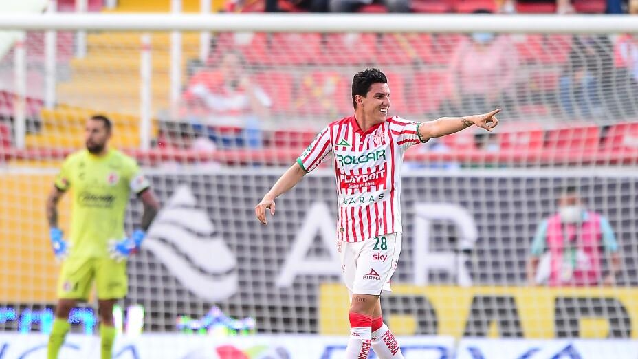 Liga BBVA MX Apertura Grita Mexico 2021 Necaxa vs Tijuana
