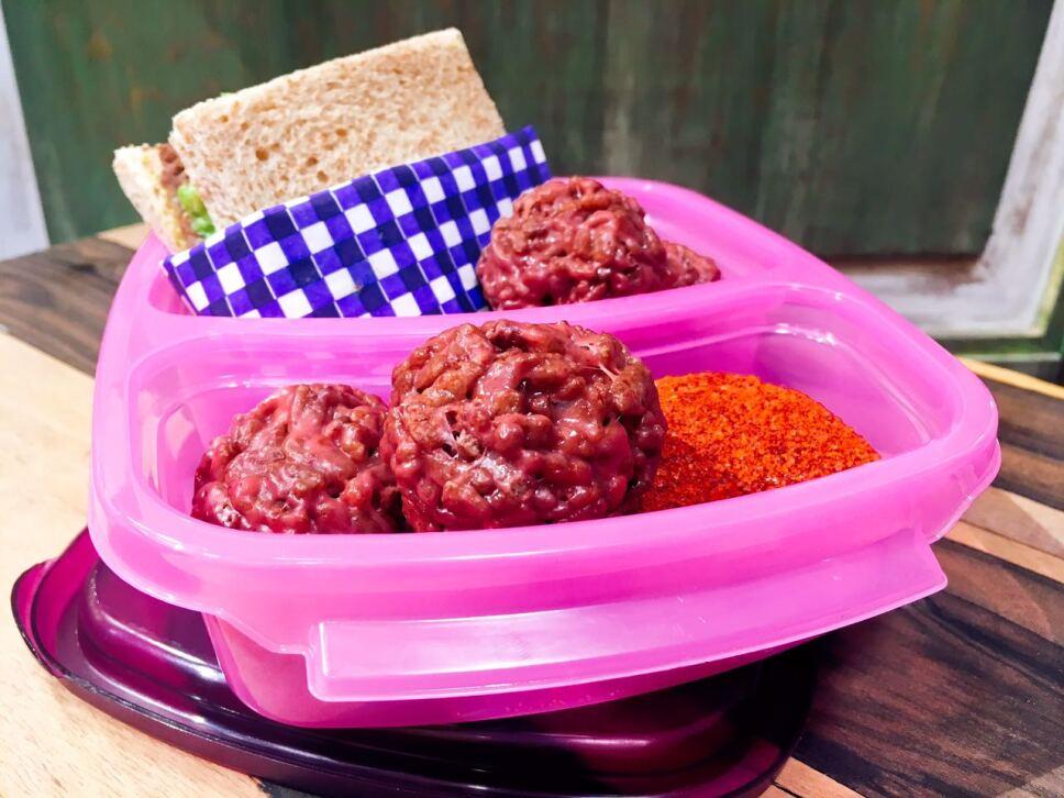 Lunch para niños, Cocineros Mexicanos