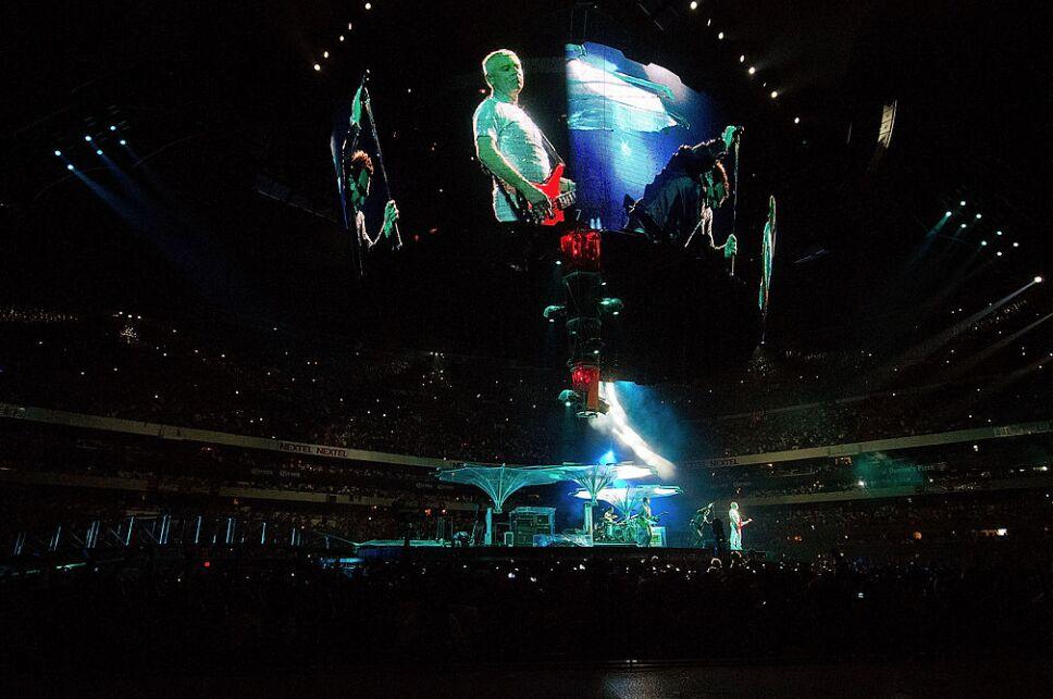 U2 ha conquistado el Estadio Azteca