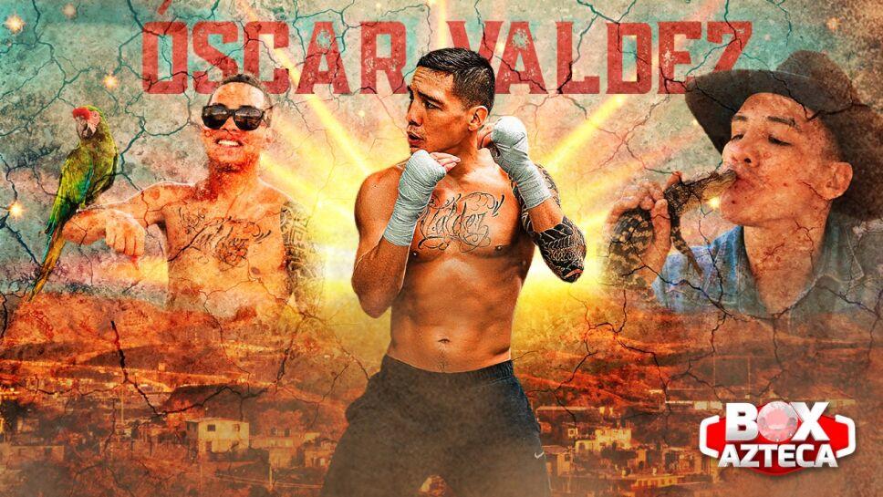 Alacrán Berchelt vs Óscar Valdez pelea Box Azteca