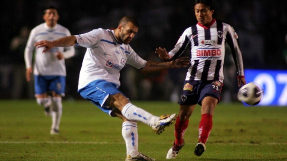 Rayados vs Cruz Azul