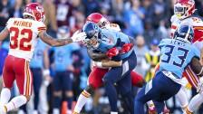 Chiefs vs Titans | Semana 7 NFL