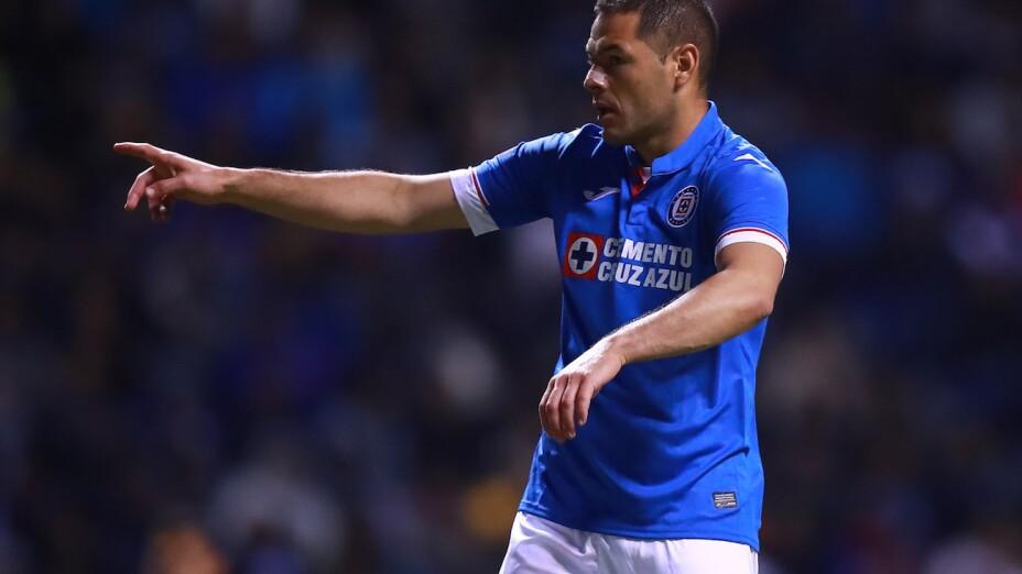 Pablo Aguilar Cruz Azul