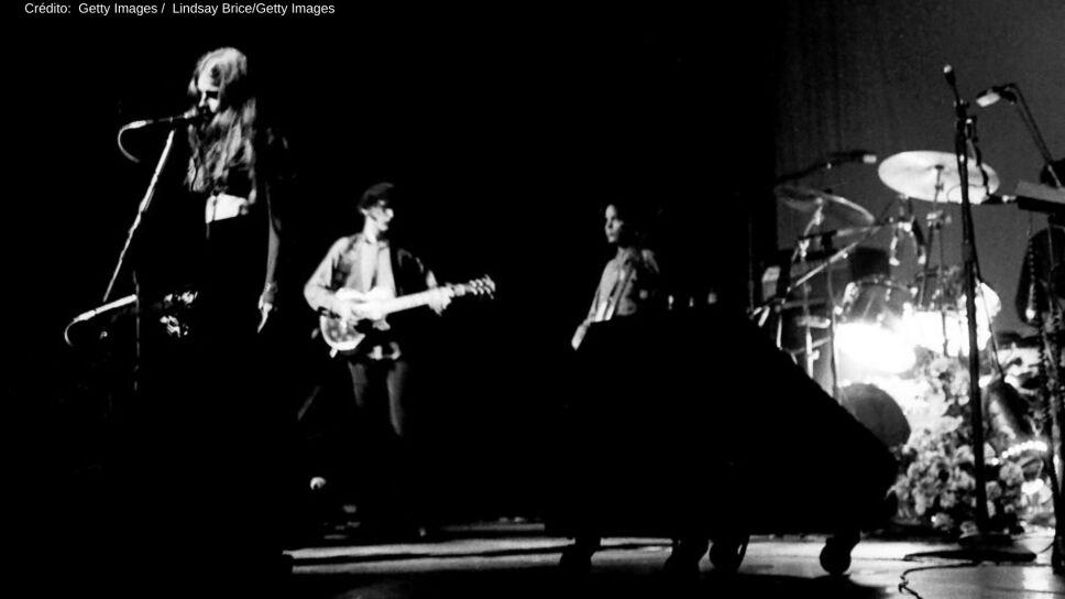 David Roback fue integrante del grupo Mazzy Star.