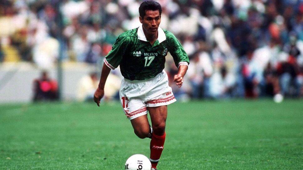 Benjamín Galindo jugó en el Mundial de Estados Unidos 1994