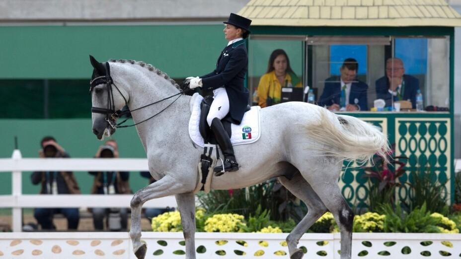 Equitación en los Juegos Olímpicos de Río 2016