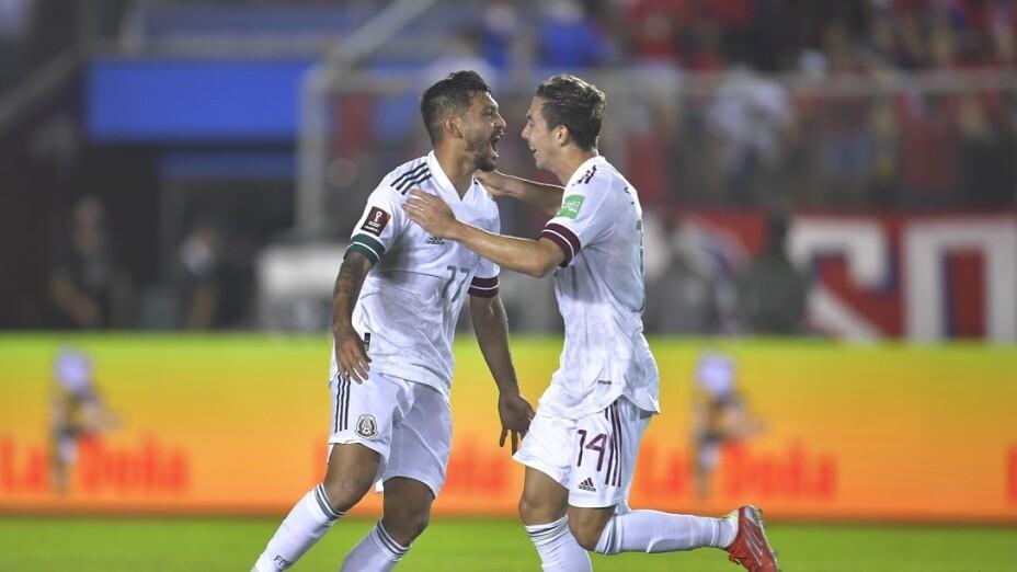 México vs Panamá