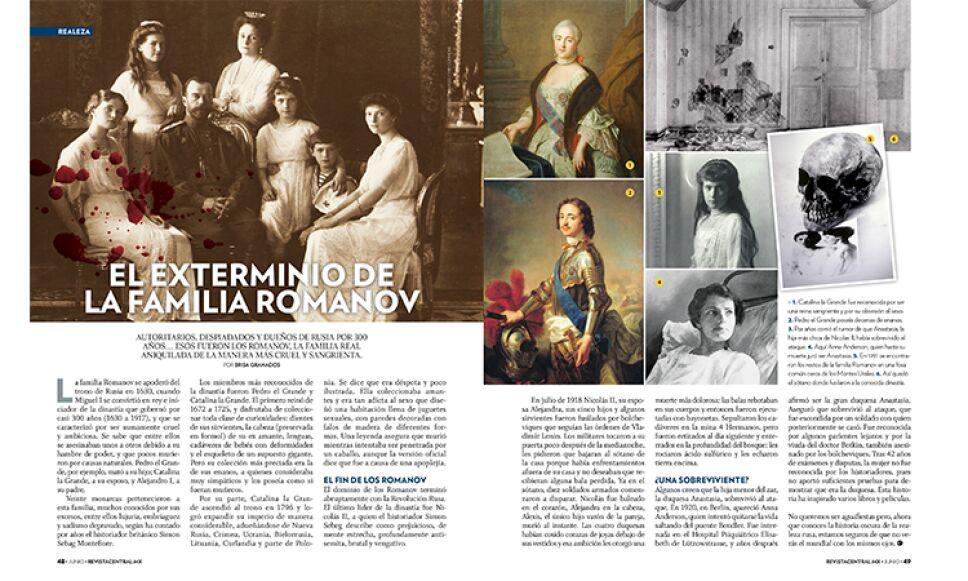 Los Romanov, la historia oscura de la realeza rusa / Foto: Getty Images y Wiki Commons