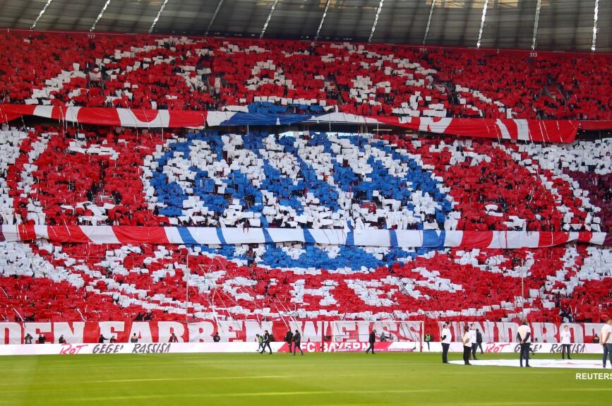 Bayern Munich vs Augsburgo