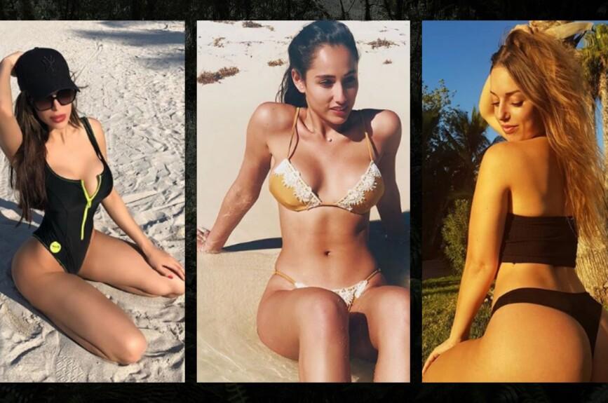 Descubre el lado más sexy de nuestras resistentes en esta batalla de bikinis.