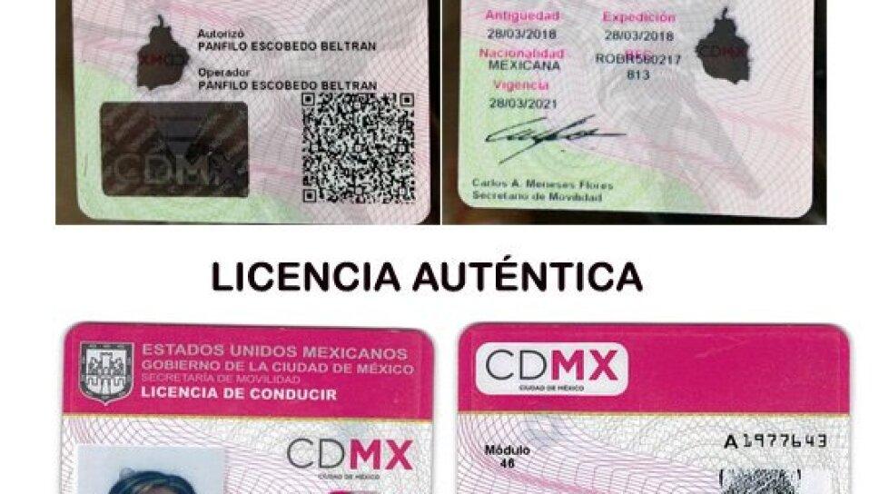 Acusan A La Fgr De Haber Utilizado Una Licencia Falsa De La