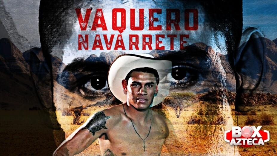 Vaquero Navarrete boxeador mexicano