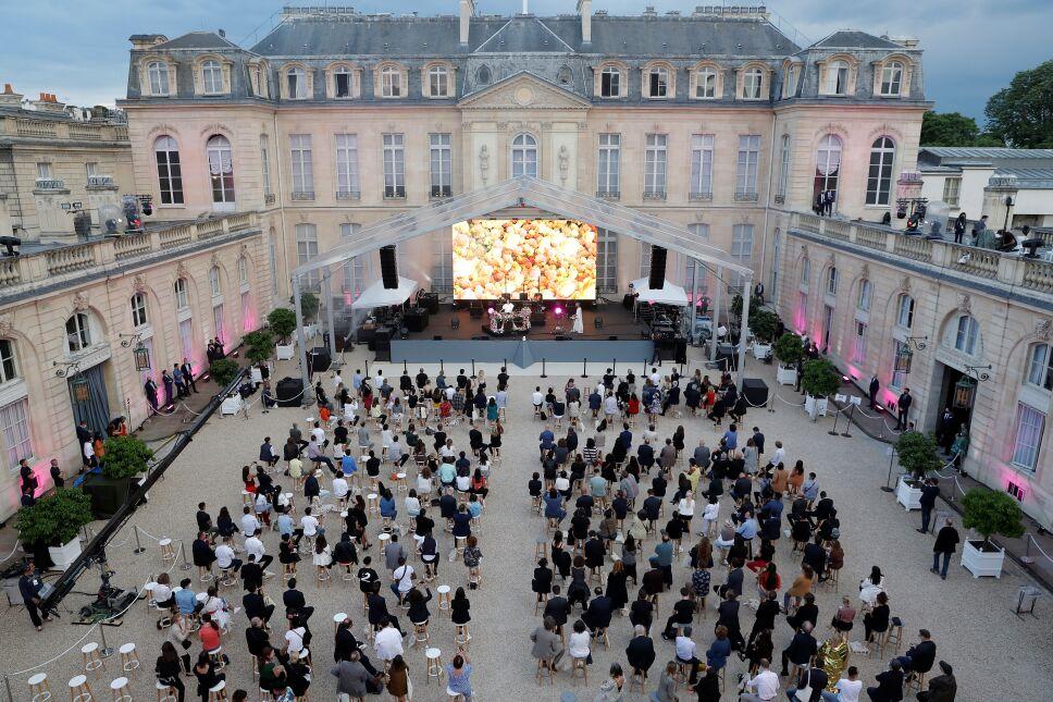 Festival de la música revive en París.
