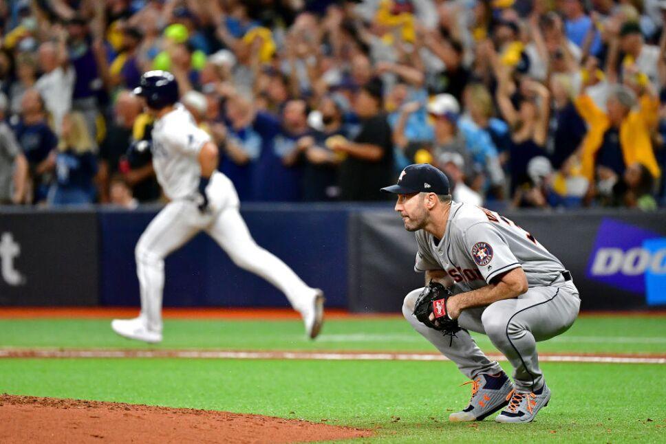 Astros de Houston Castigo