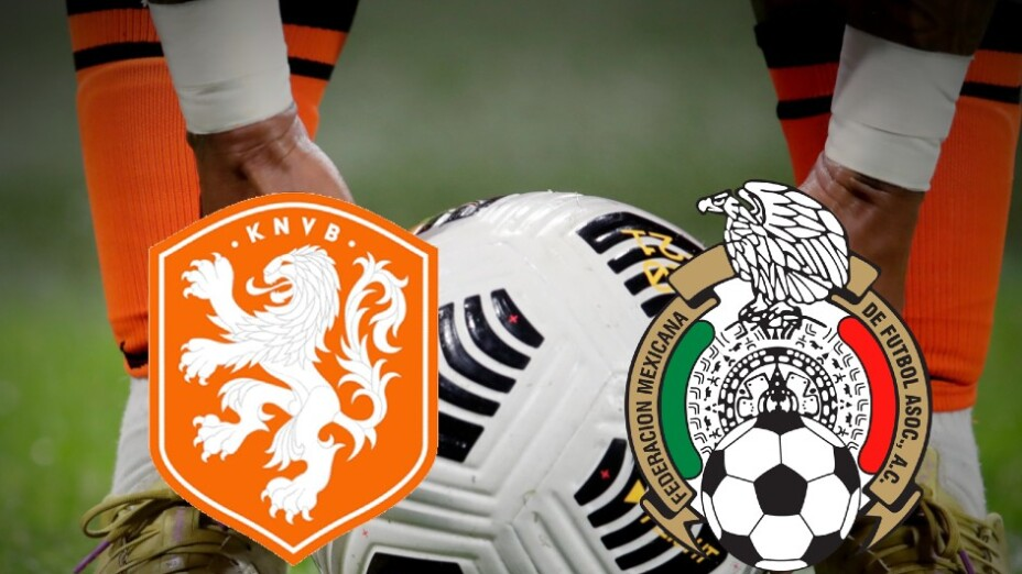 Holanda contra México amistoso