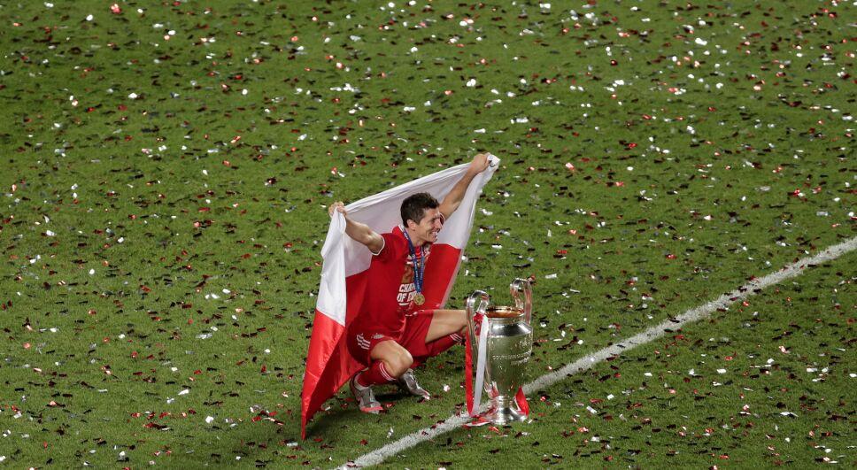 Lewandowski considera que él debería de ganar el balón de Oro