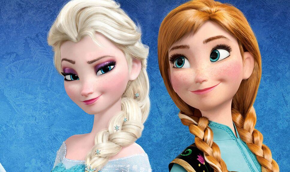 Frozen kidsiete