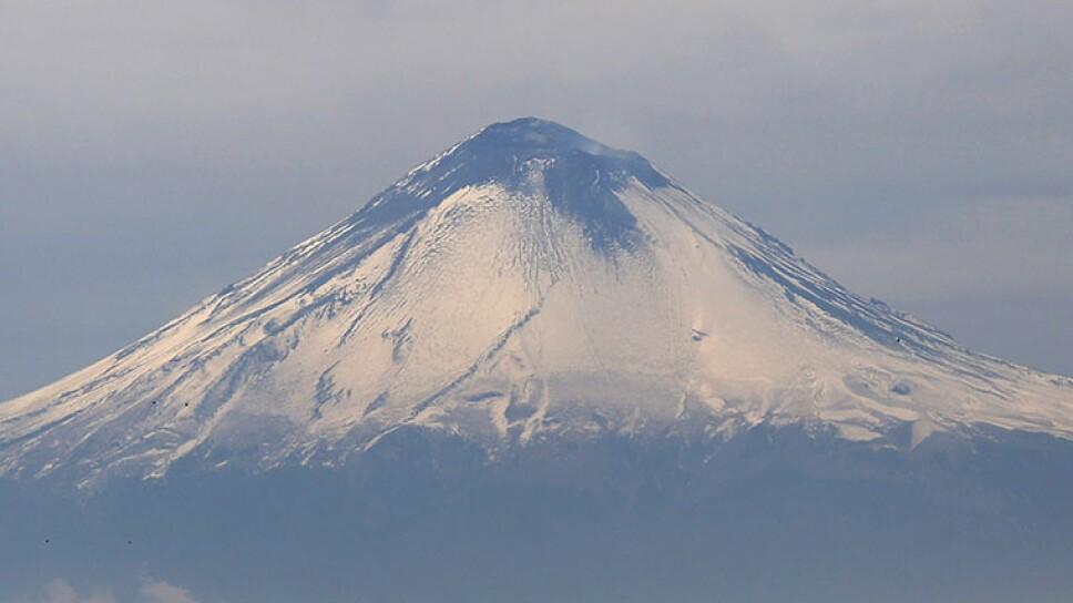 Científicos alertan por extinción de más glaciares mexicanos como el del Popocatépetl