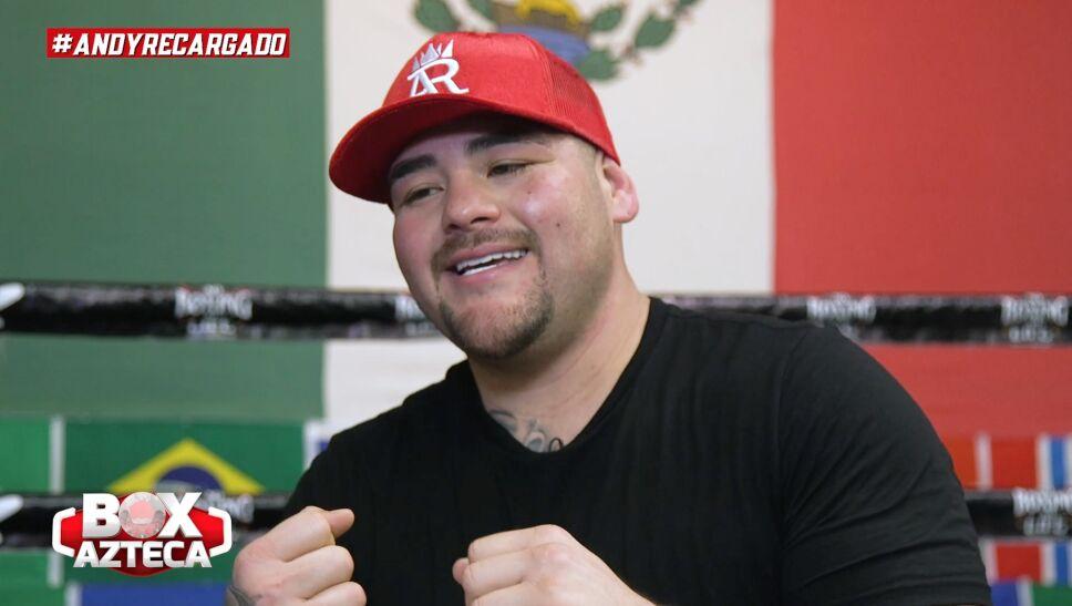 Andy Ruiz Entrevista Box Azteca