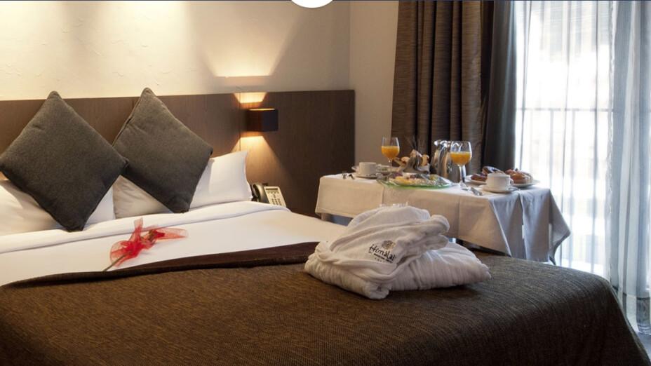 Hotel de Messi