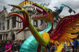 Fecha, horario y ruta del desfile de Alebrijes Monumentales