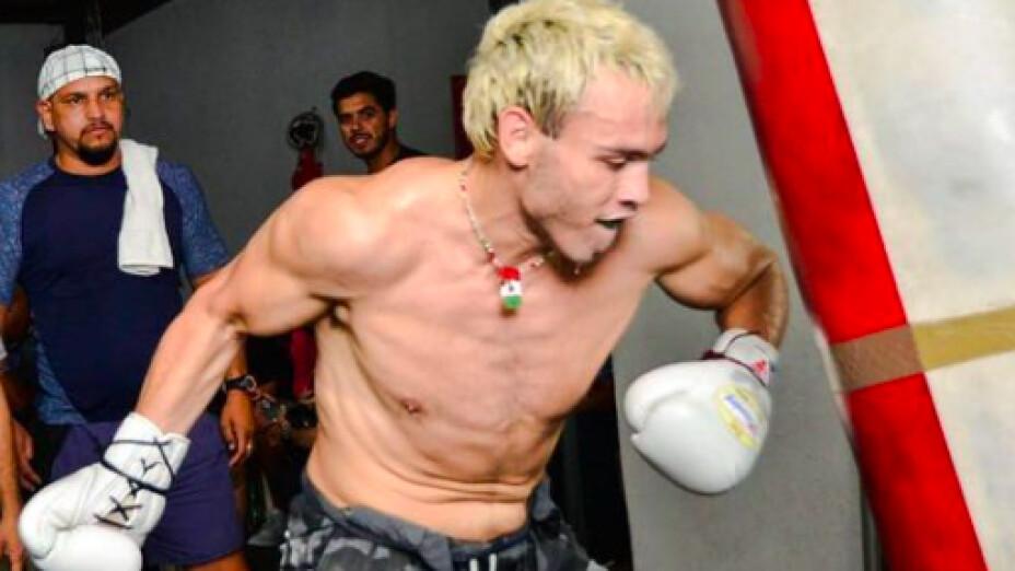 Julio César Chávez Jr vs Anderson Silva