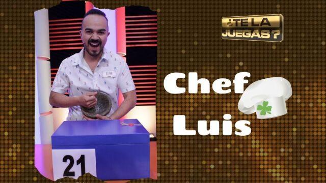Chef Luis Te La Juegas