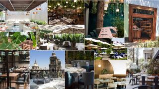los mejores restaurantes con terrazas en la ciudad de mexico cdmx