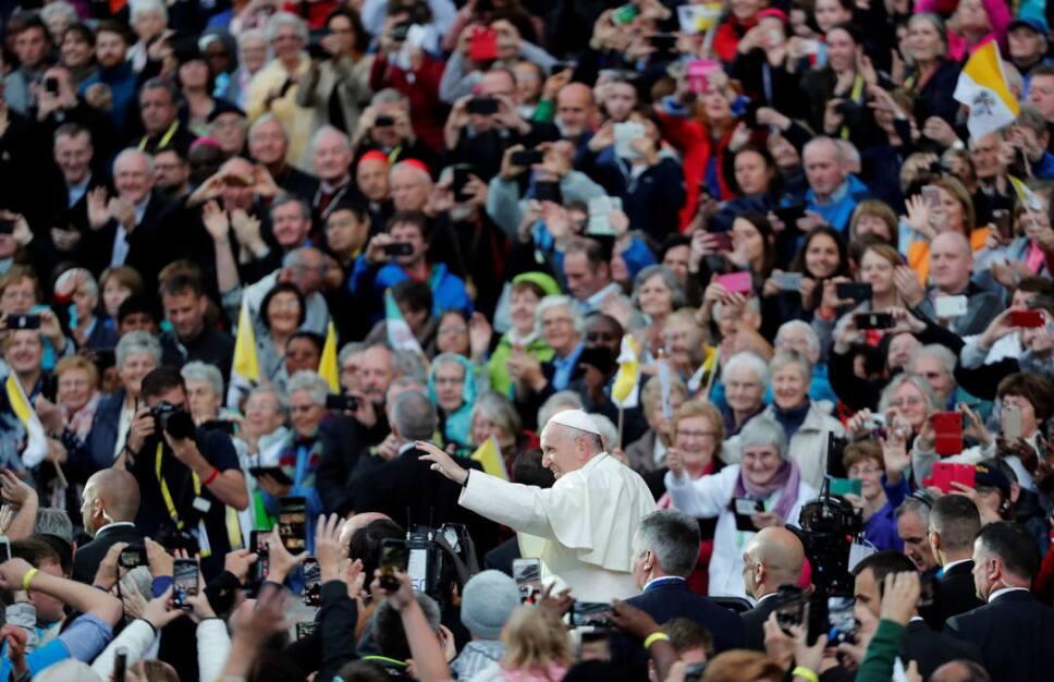 papa irlanda visita