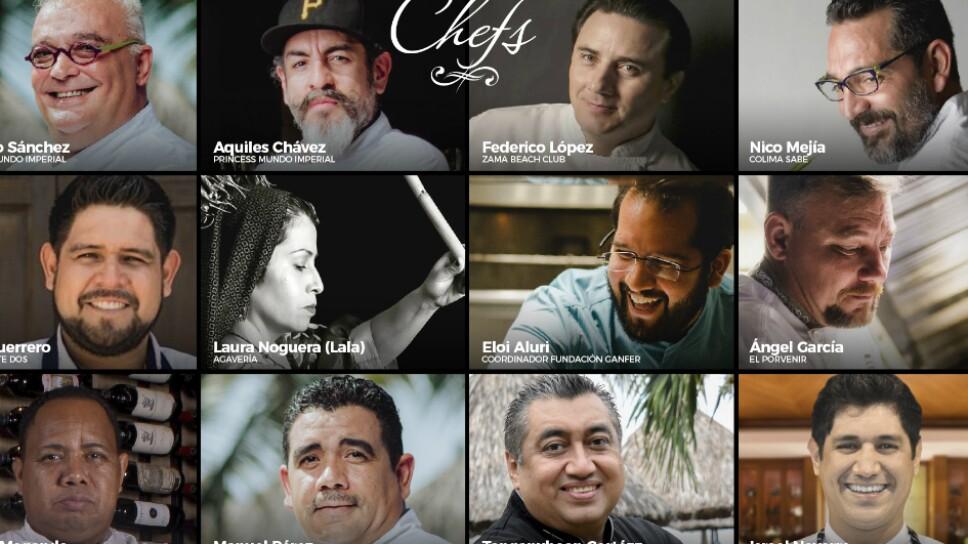 En el festival participan 12 chefs de talla nacional e internacional / Foto: Especial