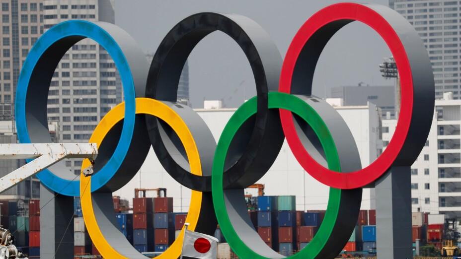 Aros Olímpicos en Tokyo 2020