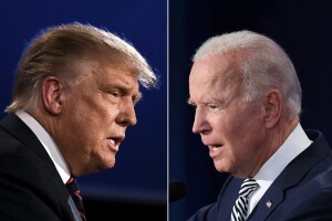 FILES-COMBO-US-VOTE-TRUMP-BIDEN
