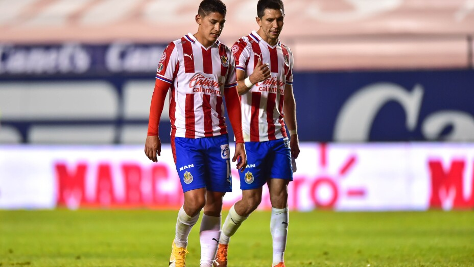 Angel Zaldivar Chivas