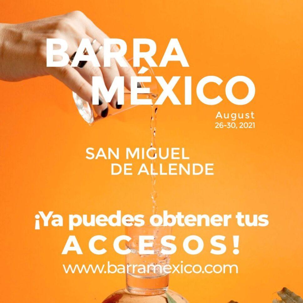 Barra México 2021