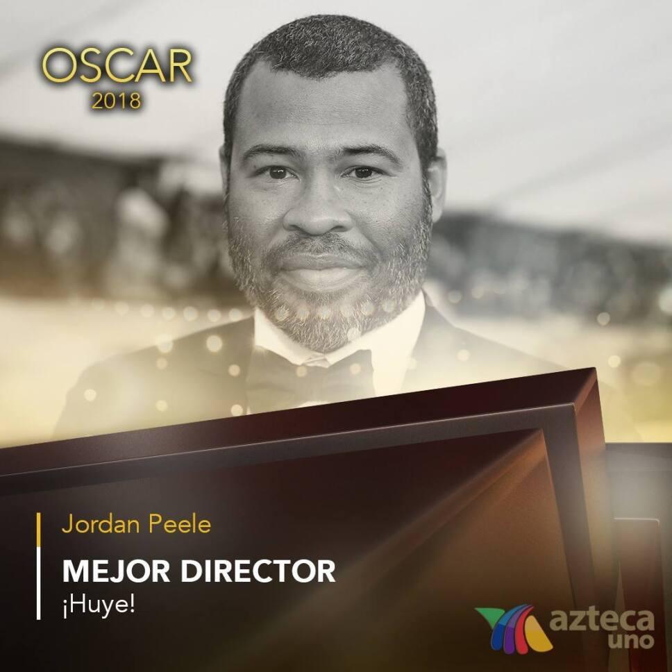 Jordan Peele, Oscar 2018, Nominaciones Mejor Director